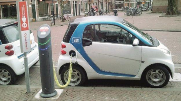 auto elettriche, Trapani, Economia