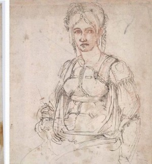Scoperto un autoritratto di Michelangelo, nascosto in un altro disegno