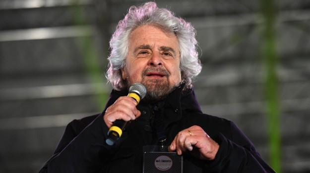 elezioni politiche 2018, garante m5s, MOVIMENTO 5 STELLE, Beppe Grillo, Sicilia, Politica