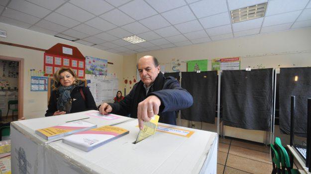 elezioni poitiche 2018, Pierluigi Bersani, Sicilia, Politica