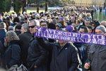 Camera ardente a Coverciano, in migliaia in fila per salutare Davide Astori - Foto