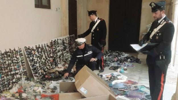 prodotti contraffatti siracusa, Siracusa, Cronaca