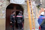 Palermo, hotel Elena occupato: sopralluogo dei carabinieri per verificare allacci abusivi - Video