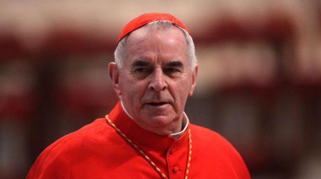 cardinale, morte o'brien, scandali sessuali, Keith Michael Patrick O'Brien, Sicilia, Mondo