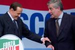 Europee: Tajani, mi ricandido e spero anche Berlusconi