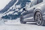 I nuovi pneumatici Nokian WR Suv 4 artigliano la neve