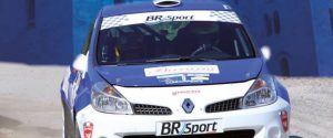 Incidente al rally di Cefalù, navigatore investito da una vettura