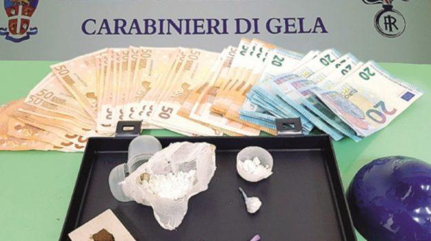 cocaina gela, Caltanissetta, Cronaca