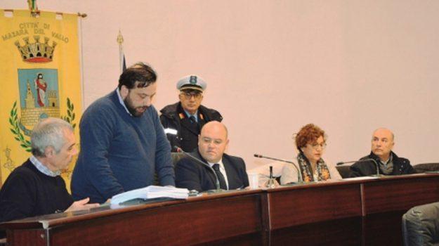 comune mazara, Trapani, Politica