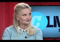 #Correierelive, Barbara Bouchet: l'intervista integrale