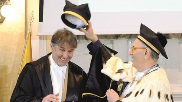 laurea honoris causa cucinelli, Messina, Cronaca
