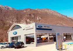 Ford rafforza la Rete in Veneto con nuovo punto a Belluno