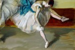 A Pietrarsa i tableaux vivants di Degas
