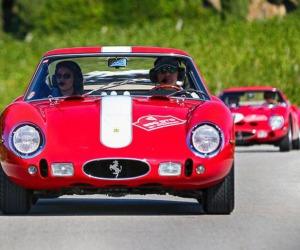 Pirelli Collezione lancia Stelvio Corsa per Ferrari 250 GTO