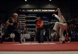 Dopo 30 anni arriva il sequel di «Karate Kid»: è «Cobra Kai» ma il protagonista è il cattivo