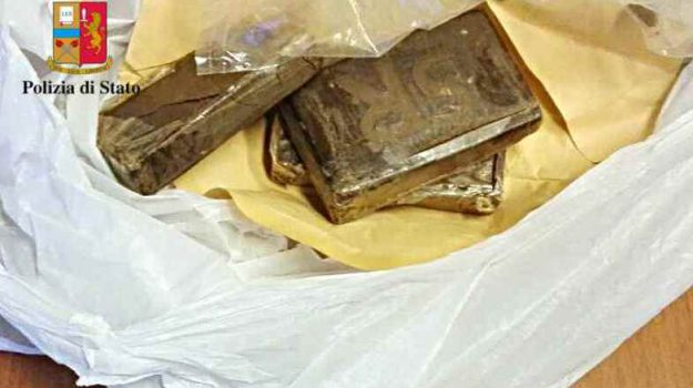 Trovati con droga in auto, arrestati a Palermo due giovani di Agrigento