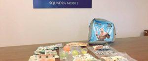 Spaccio di droga a Trapani, arrestato un 30enne