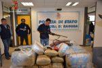 Droga dentro le cassette degli ortaggi, scoperti 330 chili di marijuana a Ragusa - Foto