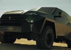 Ecco il Suv più caro del mondo: costa 1 milione e 700mila euro e sembra l'auto di Batman