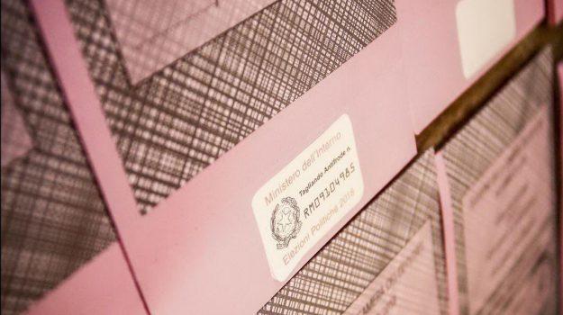elezioni politiche 2018, schede elettorali sbagliate, schede sbagliate palermo, Palermo, Politica