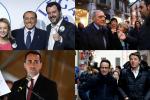 Elezioni, chiusa la campagna elettorale tra tv e piazze: caccia agli indecisi