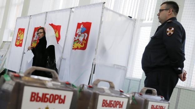 elezioni Russia, presidente russia, Vladimir Putin, Sicilia, Mondo