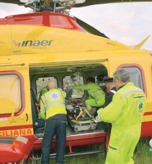 Incidente domestico a Montagnareale, morto in ospedale l'anziano ustionato