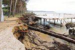 Erosione costiera a Eraclea Minoa, ancora nessun intervento