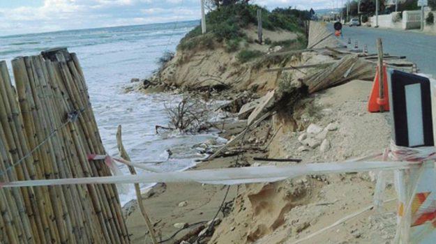 erosione costa ispica, Ragusa, Economia