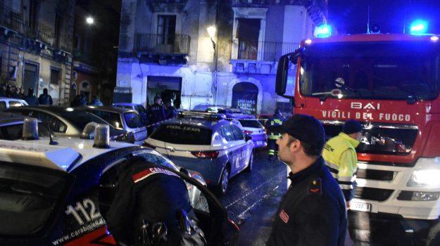 esplosione catania, Catania, Cronaca