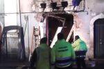 Esplosione a Catania, le immagini video della tragedia in via Garibaldi