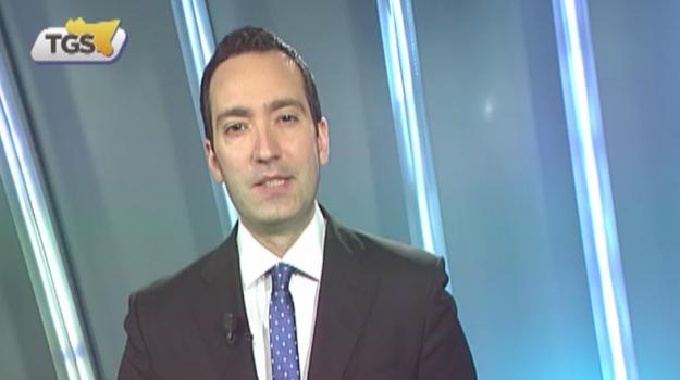 Il notiziario di Tgs edizione del 9 marzo – ore 20.20