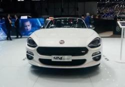 Fiat, al debutto la 124 Spider S-Design