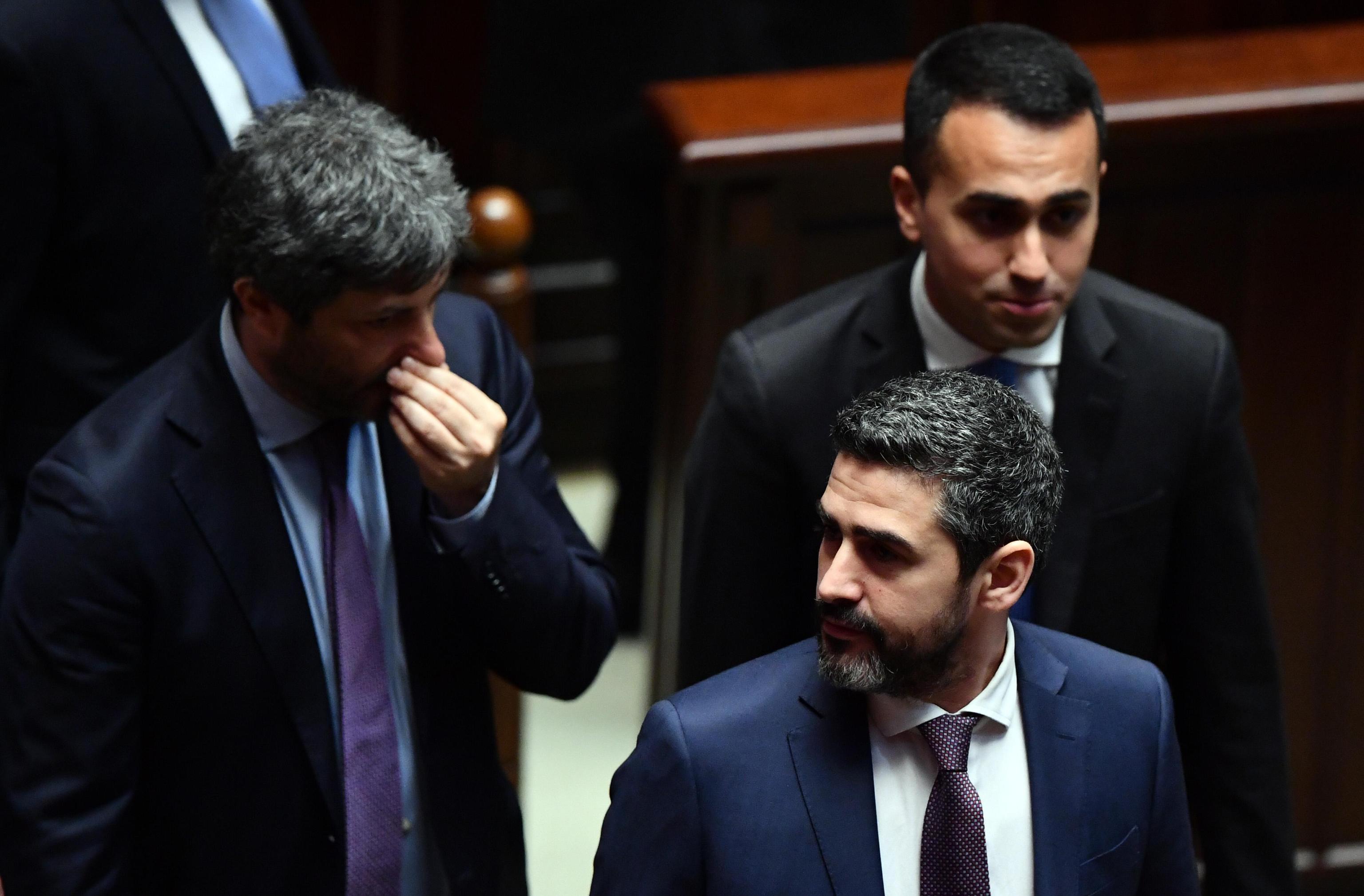 Presidenze intesa m5s centrodestra casellati al senato e for Camera del senato
