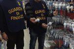 Riposto, sequestrati oltre 1300 prodotti in un negozio gestito da cinesi
