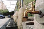Lavori alla rete idrica di Alcamo, chiuse le fontanelle di piazzale Bottino