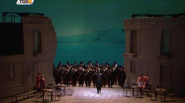 """Al teatro Massimo di Palermo in scena il """"Fra Diavolo"""""""