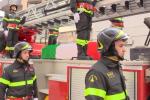 Vigili morti in un'esplosione, Catania e Trapani si fermano per i funerali di Dario e Giorgio