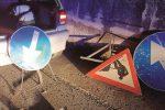 """""""Rubava segnaletica stradale"""", inseguito e arrestato ad Aragona"""