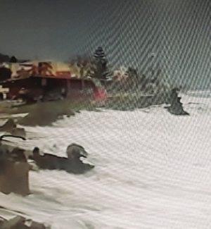 Forti mareggiate lungo la costa, danni nel villaggio di Galati Marina