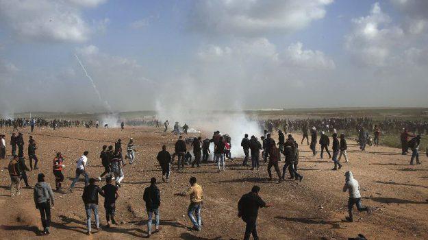 scontri gaza, striscia di gaza, Sicilia, Mondo
