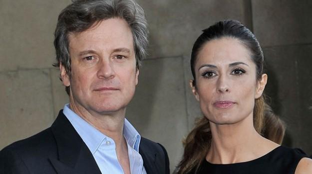 Colin Firth, Livia Giuggioli, Marco Brancaccia, Sicilia, Società