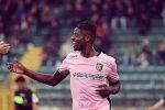 Serie B, il Palermo è tornato a correre Un gol di Gnahoré stende il Frosinone