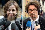 Giulia Grillo e Danilo Toninelli