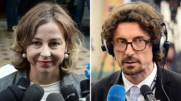 capogruppo camera m5s, capogruppo senato m5s, elezioni politiche 2018, Danilo Toninelli, Giulia Grillo, Sicilia, Politica
