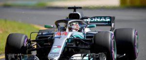 Gp Australian, Hamiton nelle libere fa già paura ma Vettel è ottimista