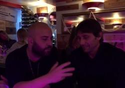 I Negramaro a Londra, reunion salentina con Antonio Conte