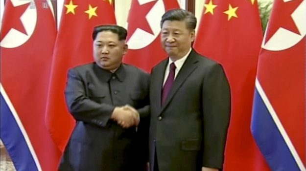 corea del nord-cina, Kim Jong-un, Sicilia, Mondo