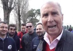 L'orgoglio di Ivano Beggio per Valentino Rossi: «Non era nessuno, l'ho lanciato io»