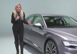 La nuova Audi A6 berlinadebutta al Salone di Ginevra